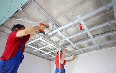 Nieuwe opleiding Plafond- en Wandmontage